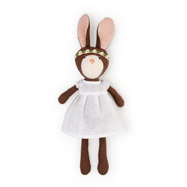 Hazel Village Kids toy Zoe Rabbit in Spring Dress Outfit - Ever Simplicity