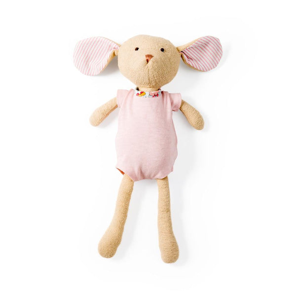Hazel Village Kids toy Annicke Mouse in Lakeside Onesie - Ever Simplicity