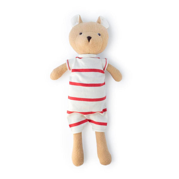 Hazel Village Kids toy Nicholas Bear in Cozy Lodge Romper - Ever Simplicity