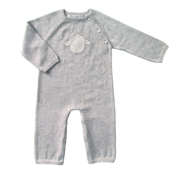 Albetta Kids one-pieces Cashmere Blend Little Lamb Babygrow - Ever Simplicity