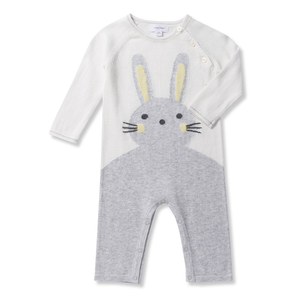 Angel Dear Kids one-pieces Bunny Coverall - Ever Simplicity
