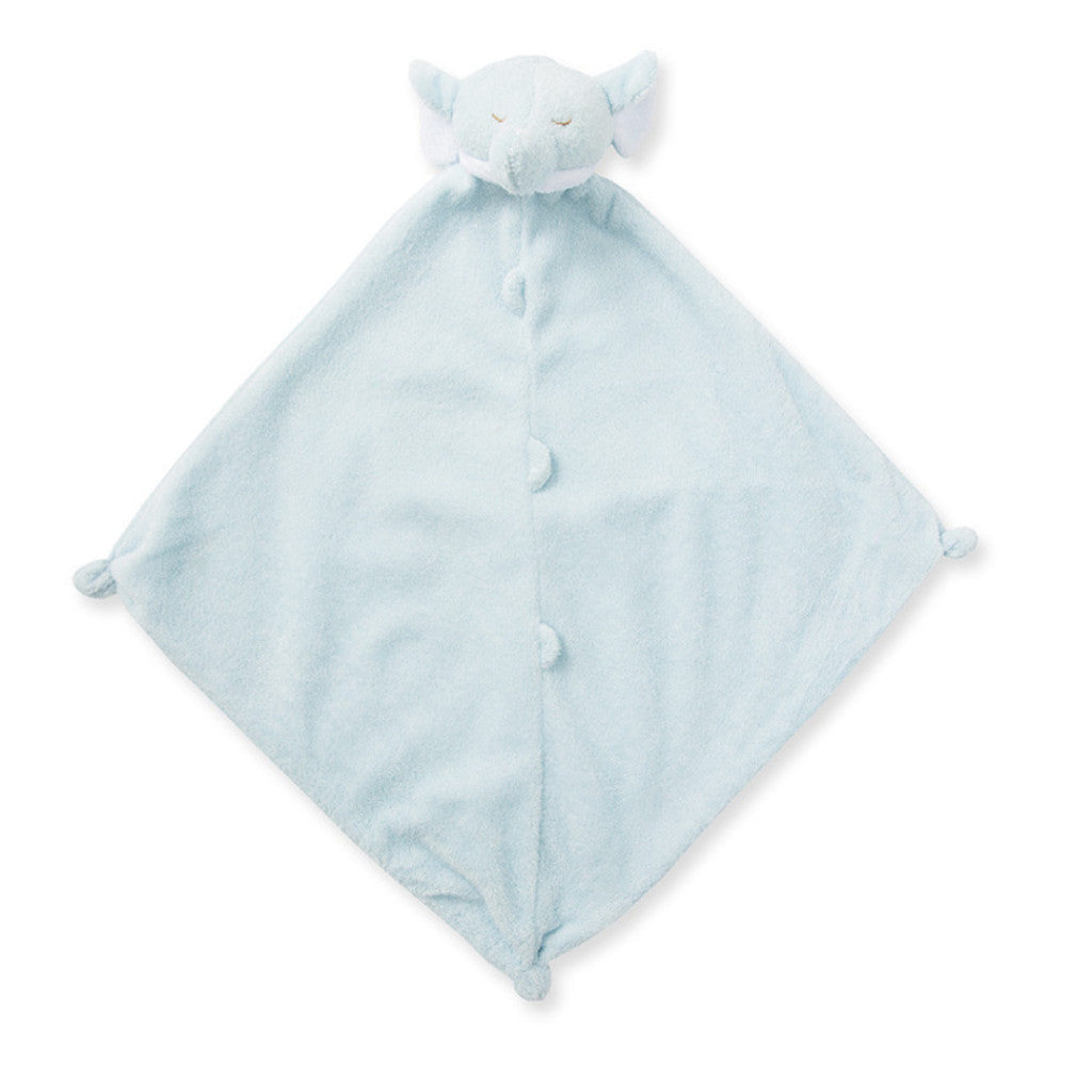 Angel Dear Kids accessories Elephant Blankie-Blue - Ever Simplicity