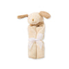 Angel Dear Kids accessories Brown Puppy Pair and a Spare Blankies - Ever Simplicity