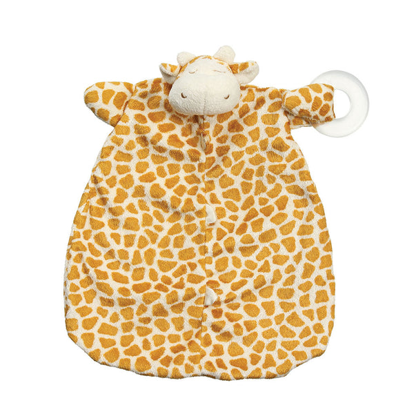 Tan Giraffe Teether - Ever Simplicity  - 1