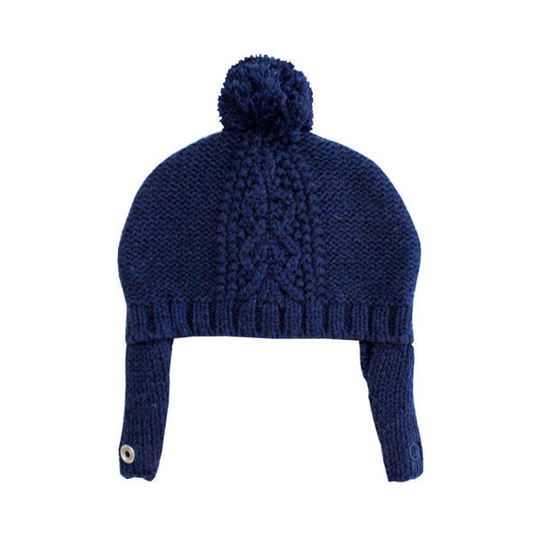 Angel Dear Kids accessories Blue Cosy Beanie - Ever Simplicity