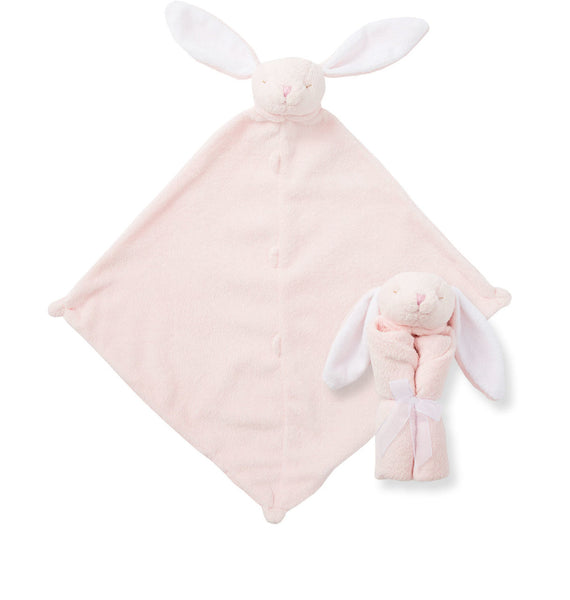 Angel Dear Kids accessories Bunny Blankie-Pink - Ever Simplicity