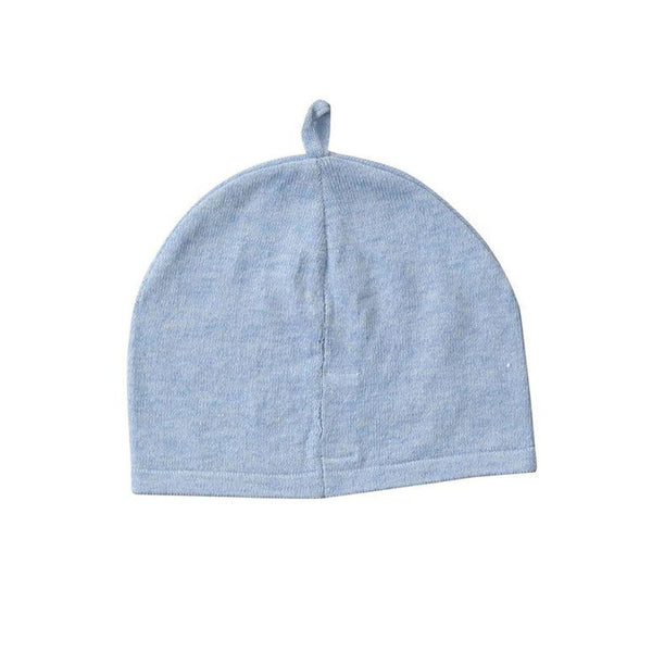 Blue Heather Beanie - Ever Simplicity