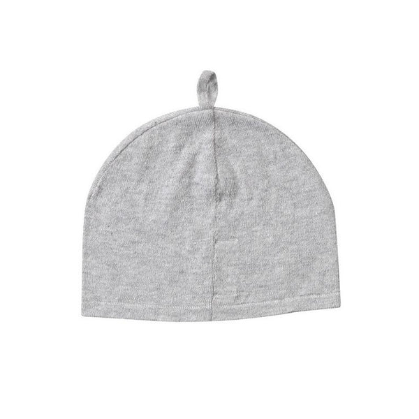 Grey Heather Beanie - Ever Simplicity