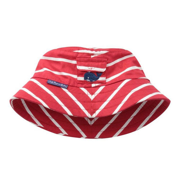 JoJo Maman Bebe Baby accessories Red Bucket Hat - Ever Simplicity