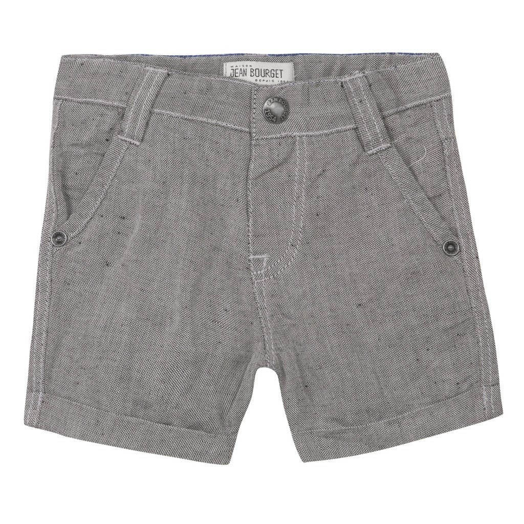 Jean Bourget Kids bottoms Linen Shorts - Ever Simplicity