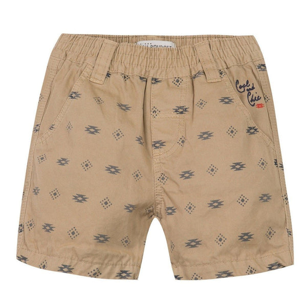 Jean Bourget Baby Bottoms Printed Shorts - Ever Simplicity