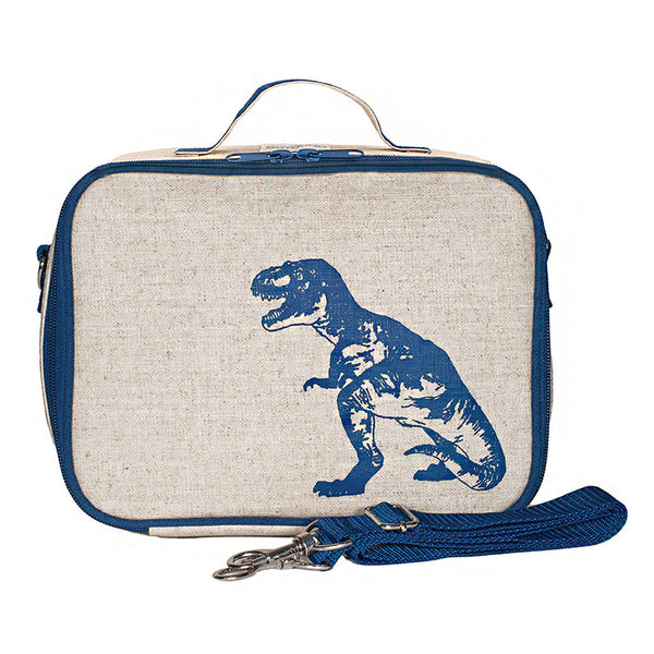 Soyoung Kids accessories Blue Dinosaur Lunch Box - Ever Simplicity