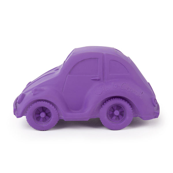 Oli & Carol Kids toys Carl The Car Purple - Ever Simplicity