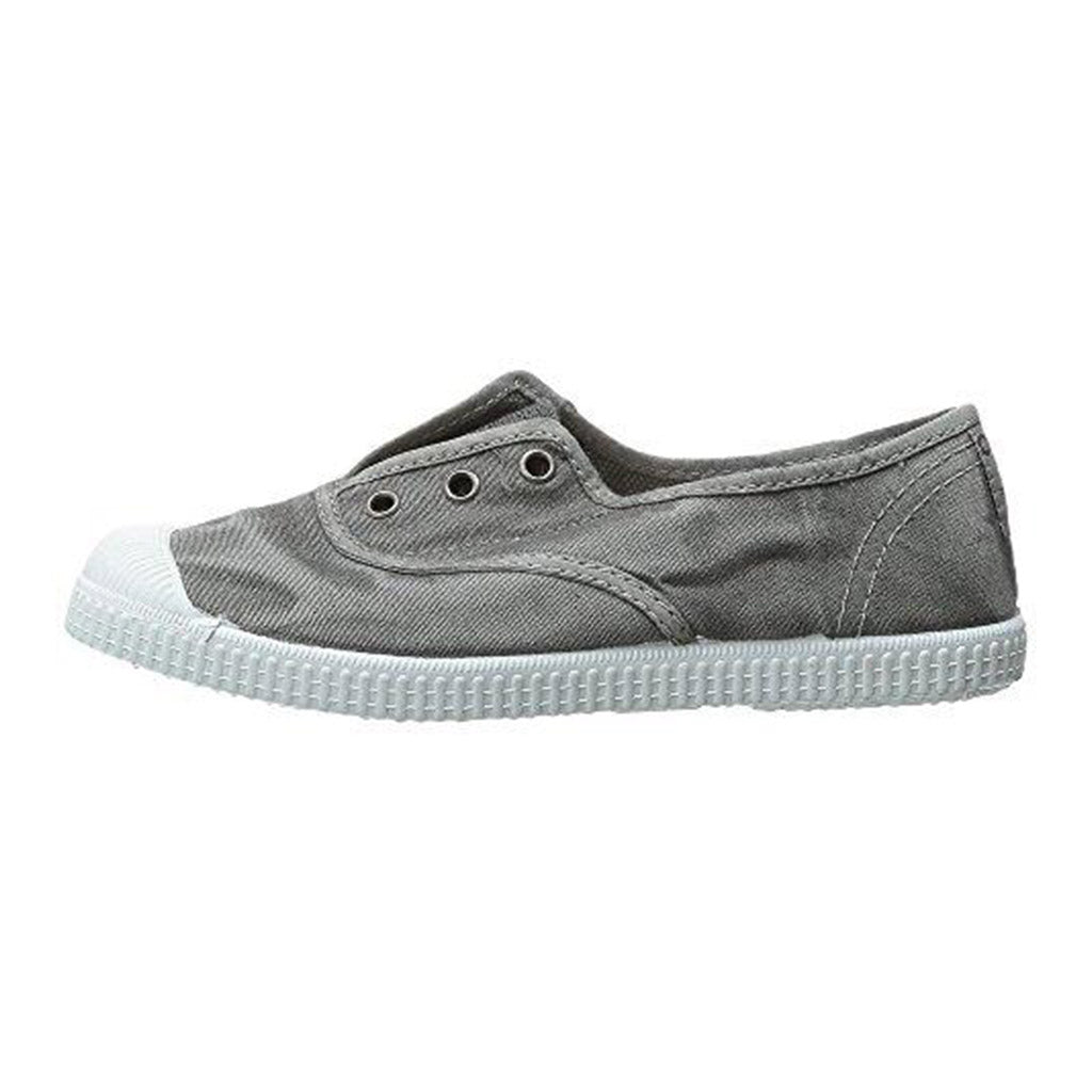 Cienta Kids accessories Canvas Sneaker-Distressed Grey - Ever Simplicity