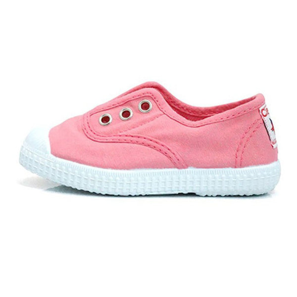 Cienta Kids accessories Canvas Sneaker-Pink - Ever Simplicity