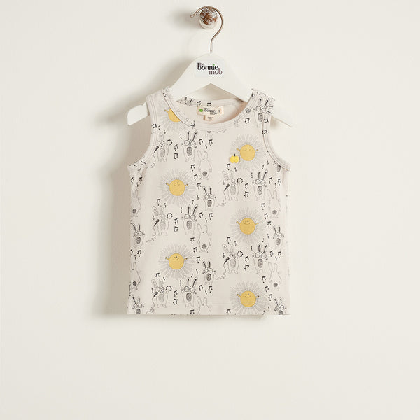 The Bonnie Mob Kids tops Sunny Bunny T-shirt - Ever Simplicity