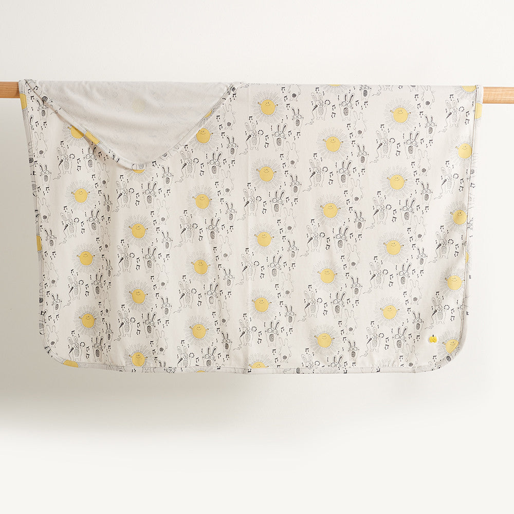 The Bonnie Mob Kids accessories Sunny Bunny Blanket - Ever Simplicity