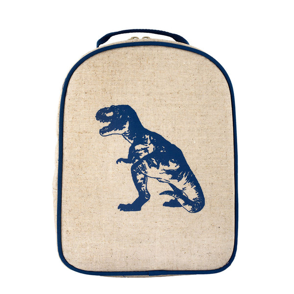 Blue Dinosaur Toddler Lunch Box