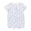 Angel Dear Kids one-pieces Ditsy Boats Shortall - Ever Simplicity