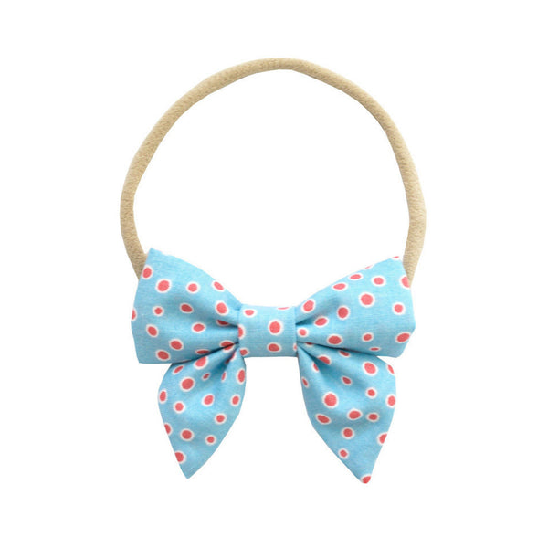 Dot Mini Sailor Bow - Ever Simplicity  - 1