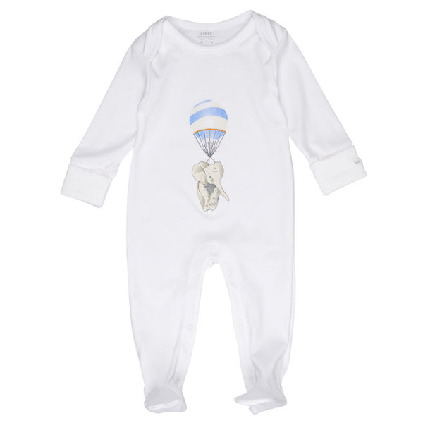 Livly Kids one-pieces Elephant Coverall - Ever Simplicity