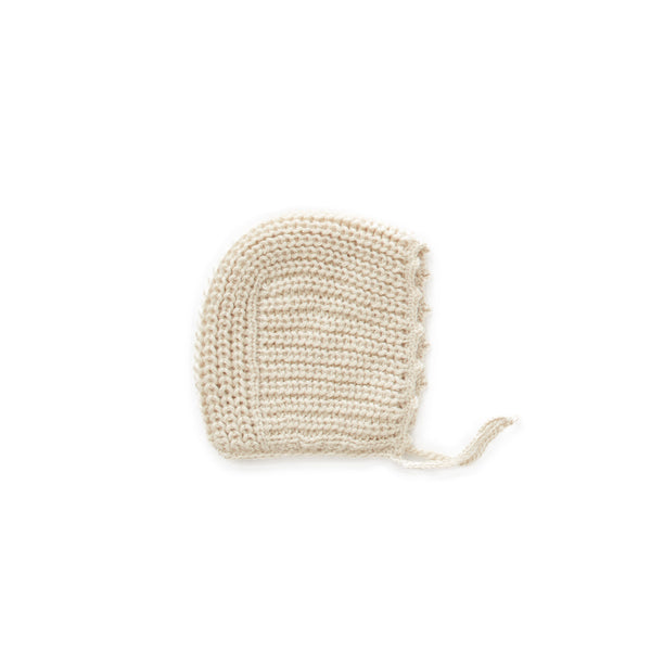 Oeuf Kids accessories Bonnet-White - Ever Simplicity