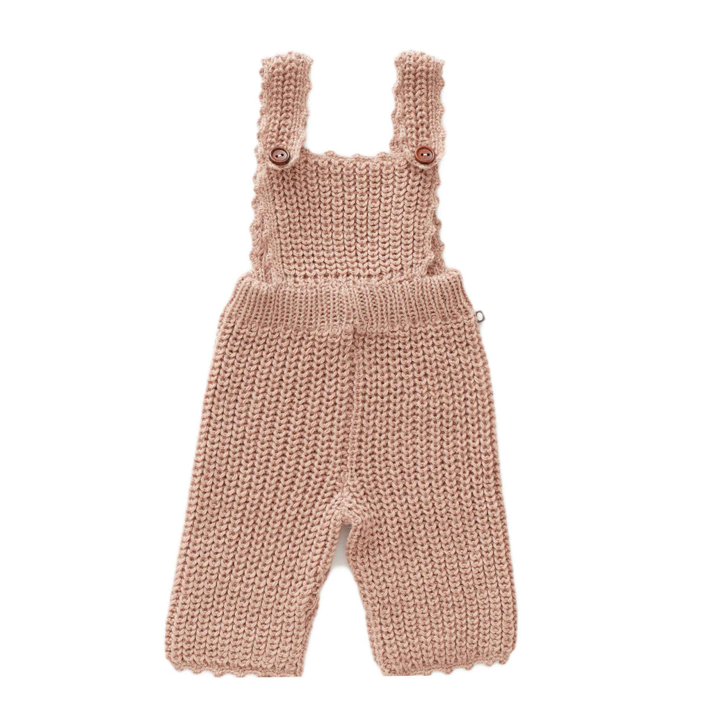 Oeuf Kids one-pieces English Overall-Pink - Ever Simplicity