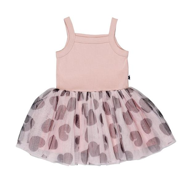 Huxbaby Kids dresses Summer Ballet Dress - Ever Simplicity