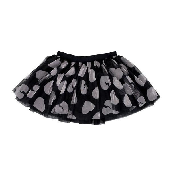 Huxbaby Kids bottoms Heart Tulle Skirt - Ever Simplicity