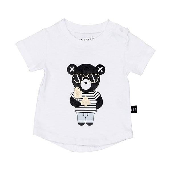 Huxbaby Kids tops Spade Bear T-shirt - Ever Simplicity