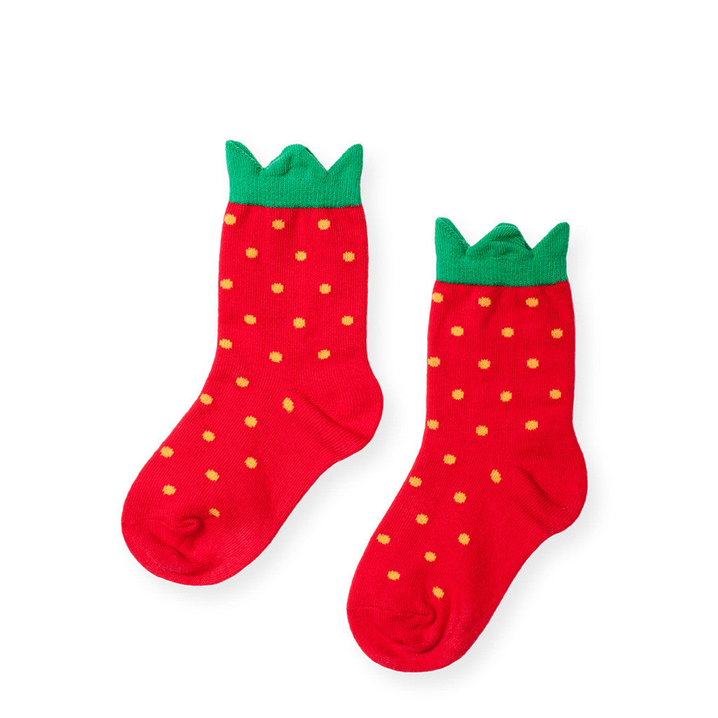 Hansel from Basel Kids accessories Mini Strawberry Crew - Ever Simplicity