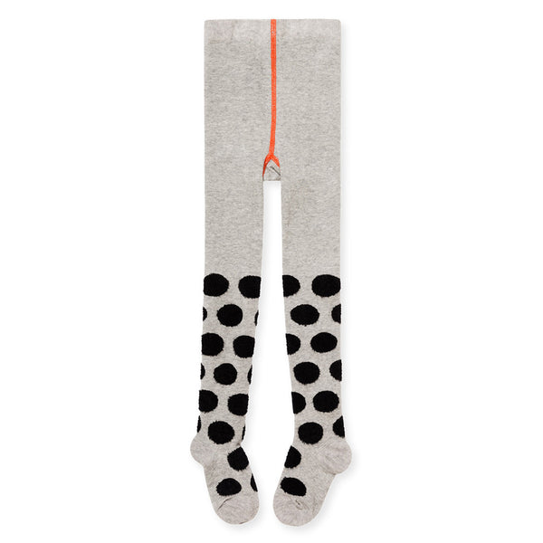 Polka Dot Tight-Grey - Ever Simplicity