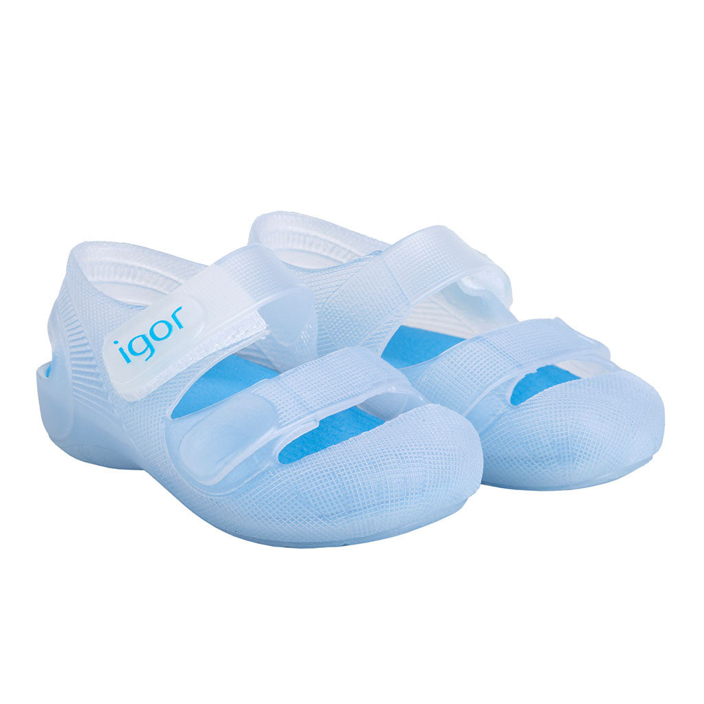 Igor Kids accessories Bondi-Clear Blue - Ever Simplicity