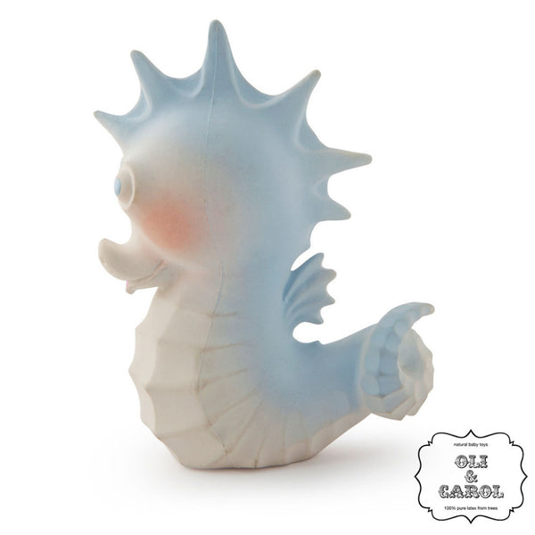 Oli & Carol Kids toys Bubbles The Sea Horse - Ever Simplicity