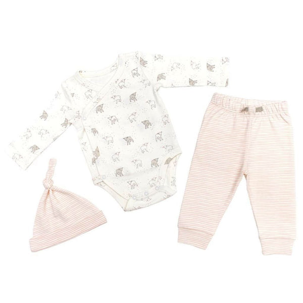 Petit Pehr Kids sets Little Lamb 3-Piece Set - Ever Simplicity