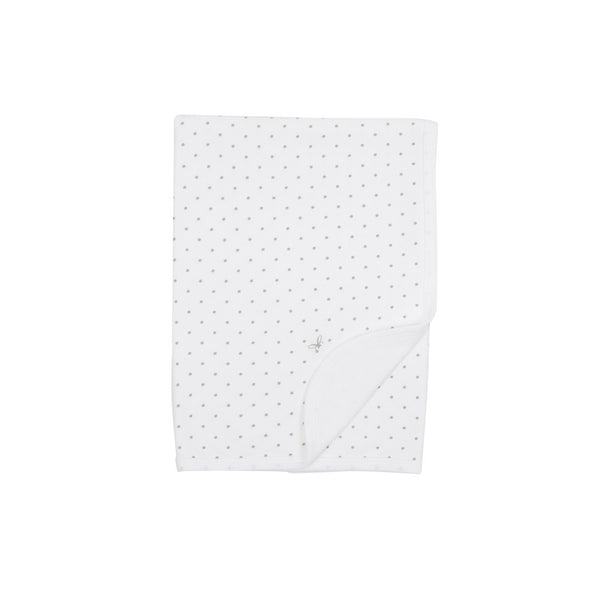 Livly Kids accessories Saturday Blanket-White - Ever Simplicity