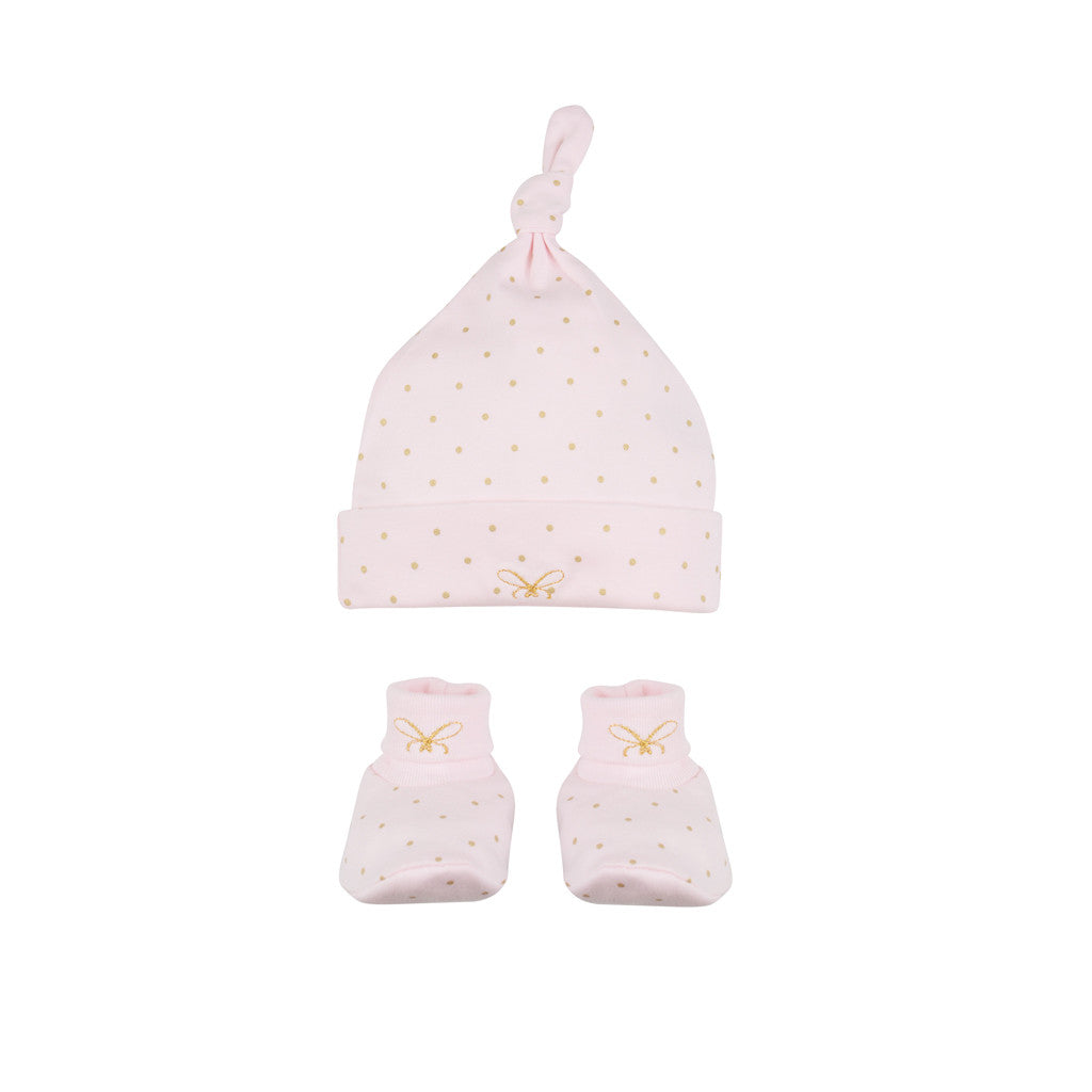 Livly Kids accessories Welcome Kit-Pink - Ever Simplicity