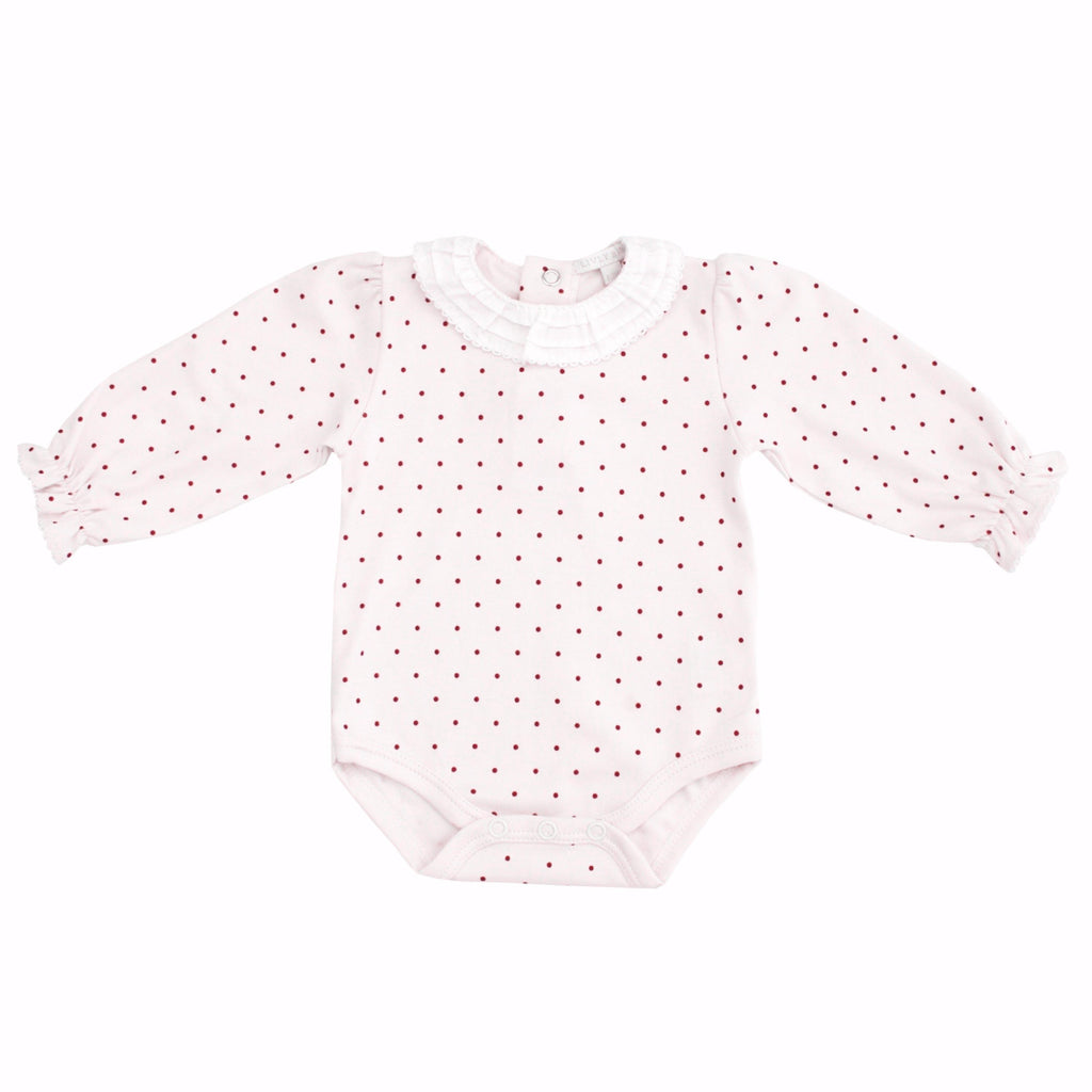 Livly Kids one-pieces Red Dot Bodysuit - Ever Simplicity