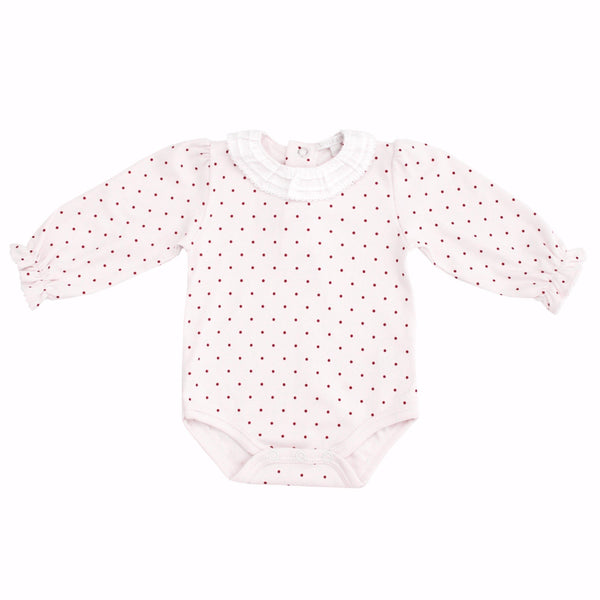 Livly Baby one-pieces Red Dot Bodysuit - Ever Simplicity
