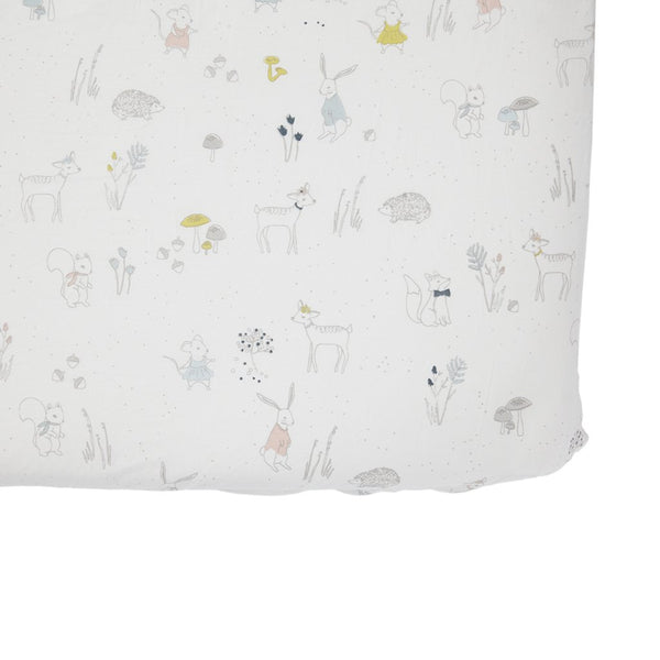 Petit Pehr Kids accessories Magical Forest Crib Sheet - Ever Simplicity