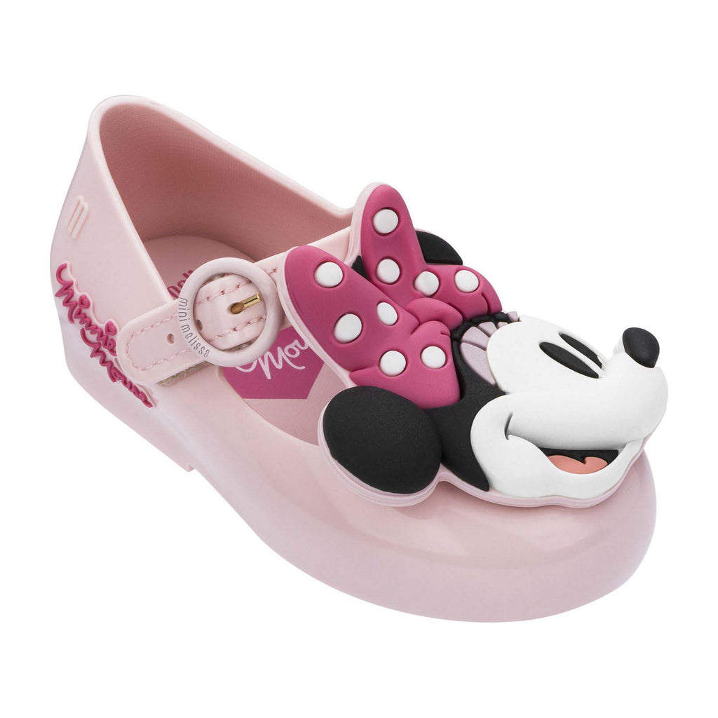 Mini Melissa Kids accessories Minnie Mouse Sweet Love-Light Pink - Ever Simplicity