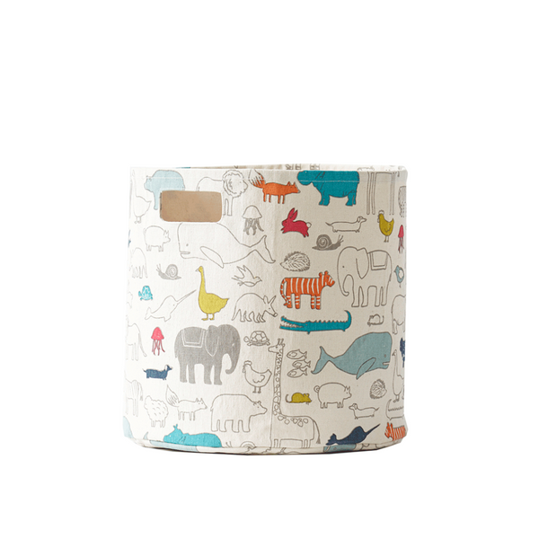 Petit Pehr Kids accessories Noah's Ark Bin - Ever Simplicity