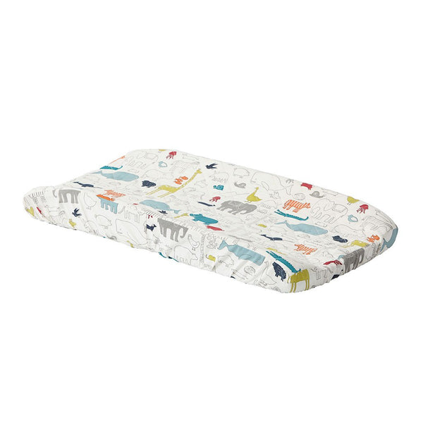 Petit Pehr Kids accessories Noah's Ark Change Pad Cover - Ever Simplicity