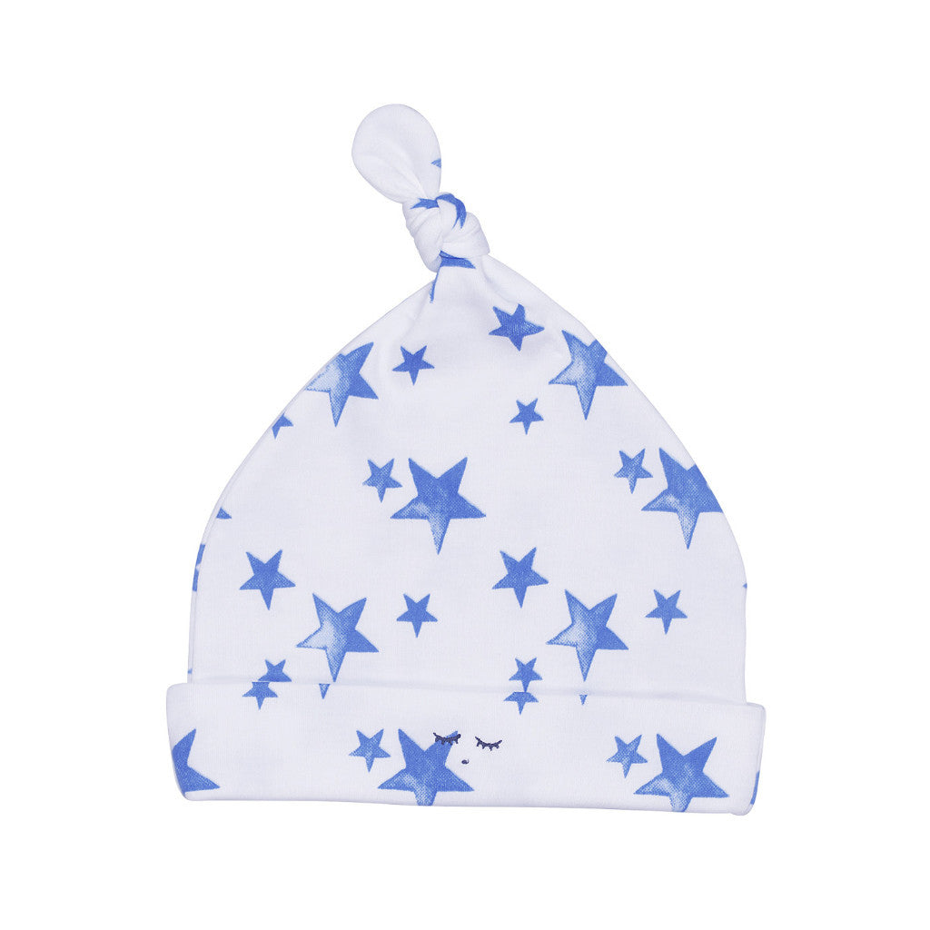 Livly Kids accessories Blue Star Hat - Ever Simplicity