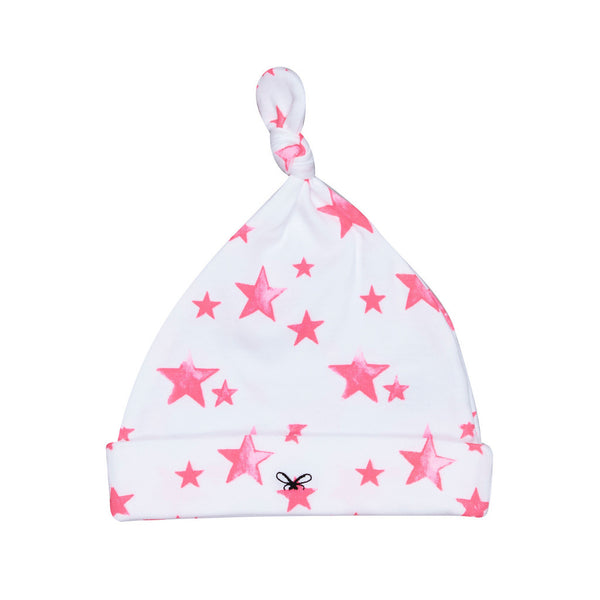 Livly Kids accessories Pink Star Hat - Ever Simplicity