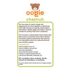 Oogie Kids accessories Oogie Chestrub - Ever Simplicity