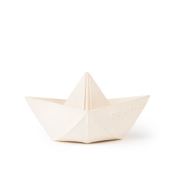 Origami Boat White - Ever Simplicity  - 1