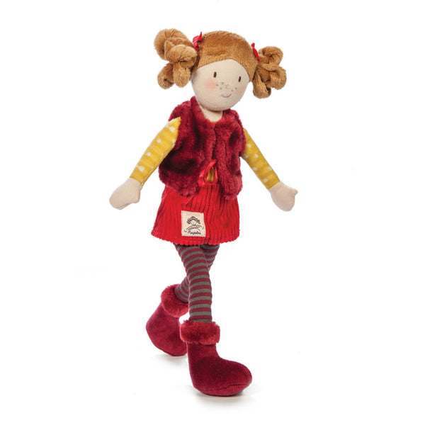 Ragtales Kids toy Ruby Ragdoll - Ever Simplicity