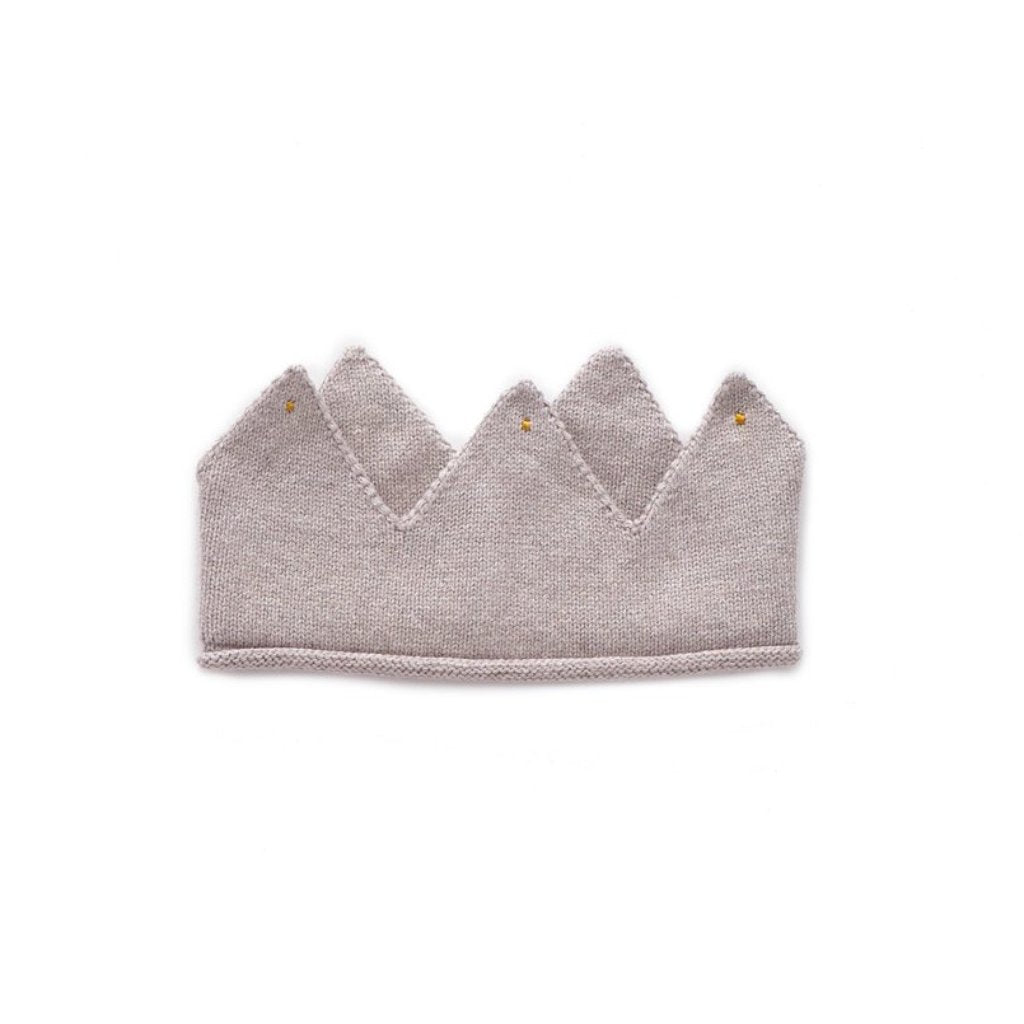 Oeuf Kids accessories Cotton Crown-Light Grey - Ever Simplicity