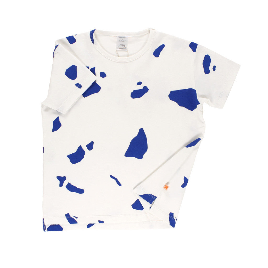 tinycottons Kids tops cut outs SS oversized tee - Ever Simplicity